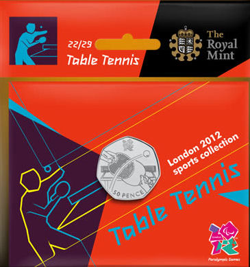 2012 Olympic Games Coins