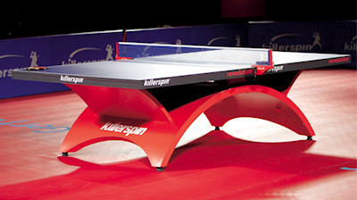 Killerspin an interview with killerspin - Used outdoor table tennis tables for sale ...