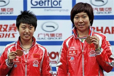 2011 World Table Tennis Champions
