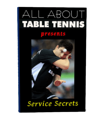 Table Tennis Service Secrets