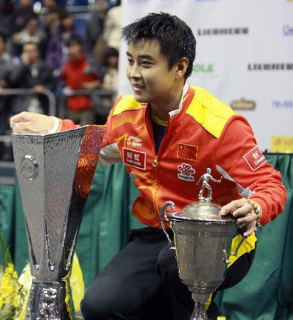 2010 World Cup winner - Wang Hao