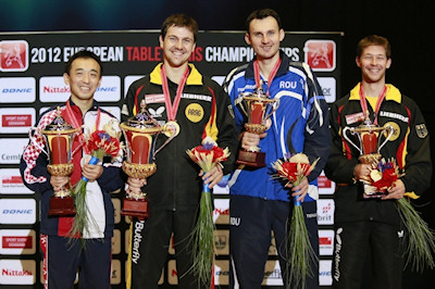 2012 European Table Tennis Championships - Men's Singles