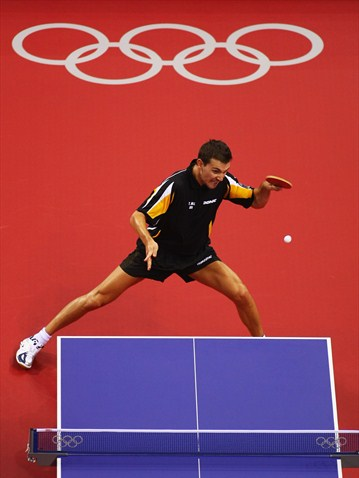 2012 Olympic Games Men's Singles Event Seedings