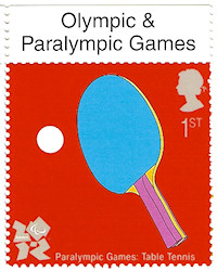 2012 Olympic Games Stamps