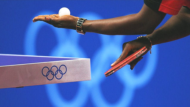 2012 Olympic Games Women's Singles Event Results