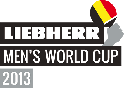Men's World Cup 2013 Logo
