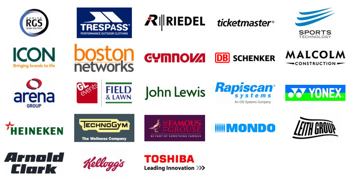 2014 Commonwealth Games Sponsors - Providers