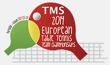 Logo for European Championships 2014