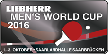 Men's World Cup 2016 Logo