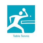 2018 Commonwealth Games Table Tennis Logo