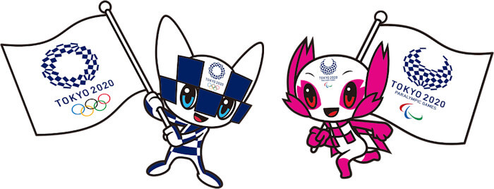 2020 Olympic Games.2020 Olympic Games Mascots For The Summer Olympics