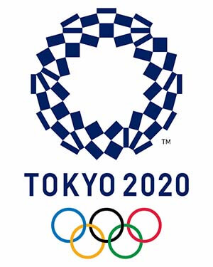 Olympic Games logo - Tokyo 2020