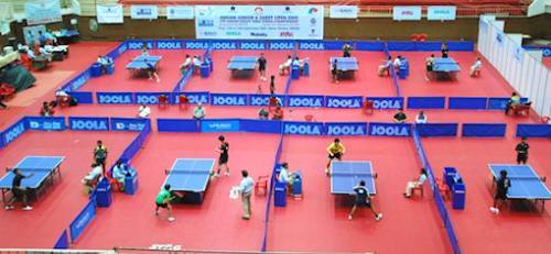 Whats The Difference Between An Indoor And Outdoor Table Tennis Table