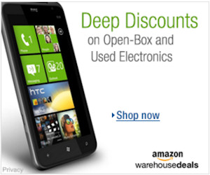 Electronics Warehouse Deals