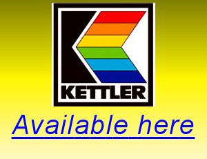 Kettler table tennis equipment available here