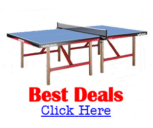 Of Course, If You Want To Play Table Tennis At Home You Could Use Any Space  That Will Accommodate A Table Tennis Table.
