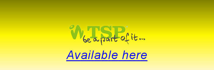 TSP table tennis equipment available here