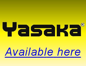 Yasaka table tennis equipment available here