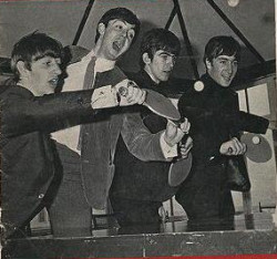 The Beatles - Famous TT Players
