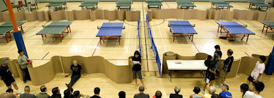 Berkeley Table Tennis Club