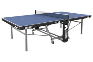 Butterfly Club 25 Rollaway table tennis table