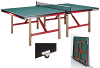 table tennis table - separate halves