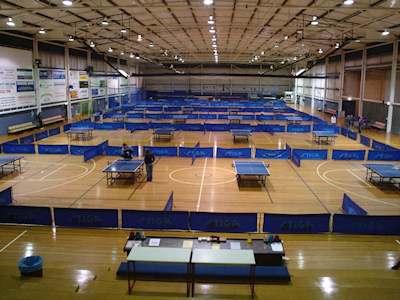 Central Coast Table Tennis Association Venue