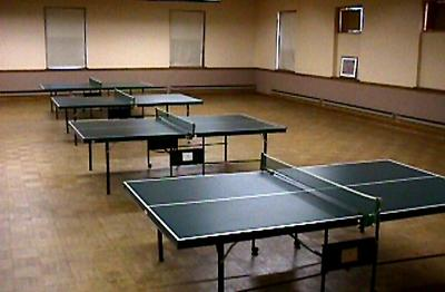 Chenango Valley Table Tennis Club