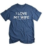 I LOVE it when MY WIFE Lets Me Play Table Tennis T-Shirt