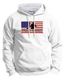 American Pride Table Tennis Ping Pong Hoodie Sweatshirt