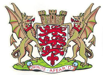 My County's crest