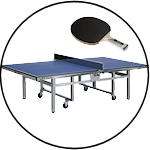 How to choose table tennis equipment