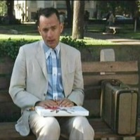 Forrest Gump - Champion ping pong player
