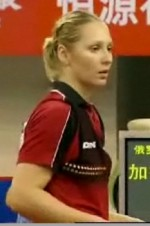 Womens table tennis - Svetlana Ganina