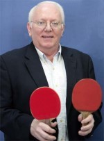 History of table tennis - Chuck Hoey