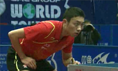 ITTF World Tour Finals 2012 - Xu Xin