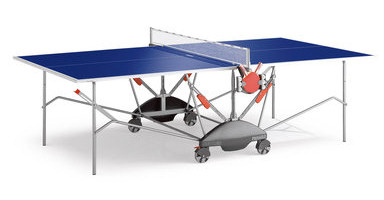 Kettler Table Tennis Table - Match 5