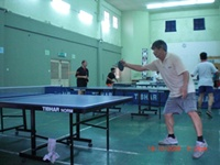 Kuching United Recreation TT Club - Games at the hall