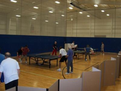Our Regional Sports Center Location
