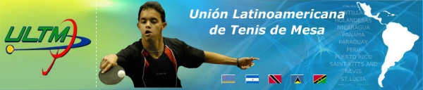 Latin American Table Tennis