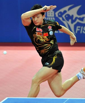 Ma Long - winner of 2009 Pro Tour Grand Final