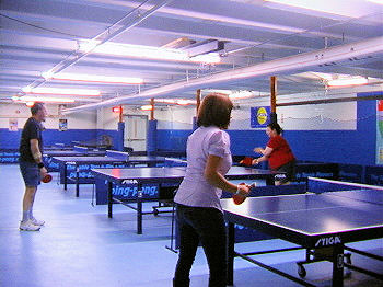 Maine Table Tennis League