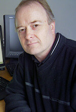 Picture of Martin - author of this web site