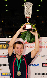 Michael Maze - European Champion 2009
