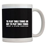Teeburon HAMLET Table Tennis Mug