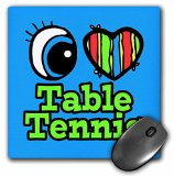 MousePad - I Love Table Tennis