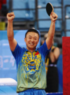 Olympic Games table tennis events - Ma Lin