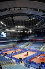 Olympics Table Tennis Venue