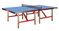 Authorised Table Tennis Tables