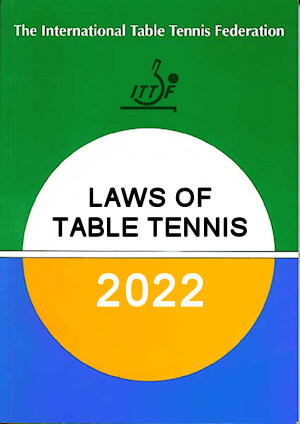 Rules in table tennis